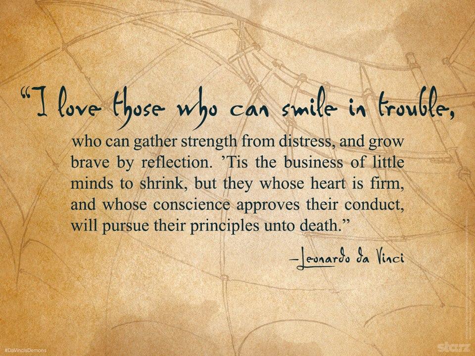Busy Days Peaceful Nights Leonardo Da Vinci Quote Embracing The Amazing Da Vinci Quotes
