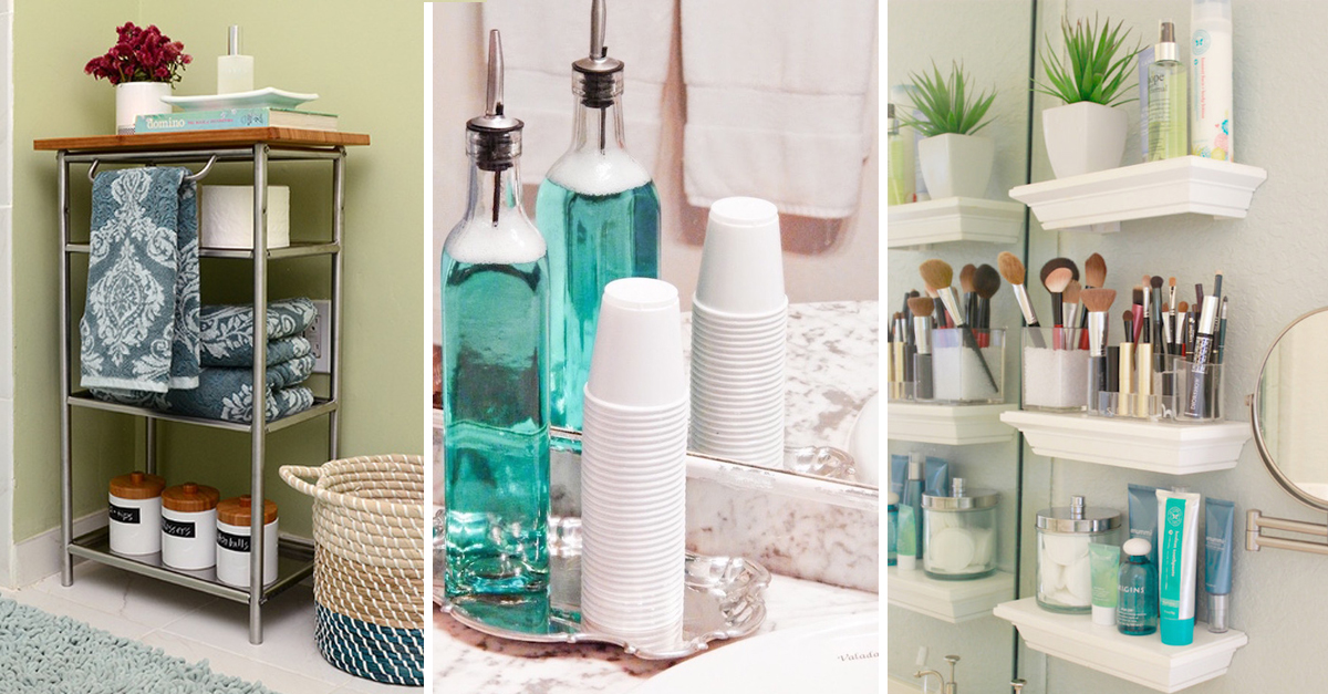organized bathroom ideas bathroom organization embracing the 14462